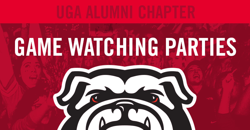 a8213ce1a42 Find a UGA Alumni Chapter Game Watching Party. Never bark alone.