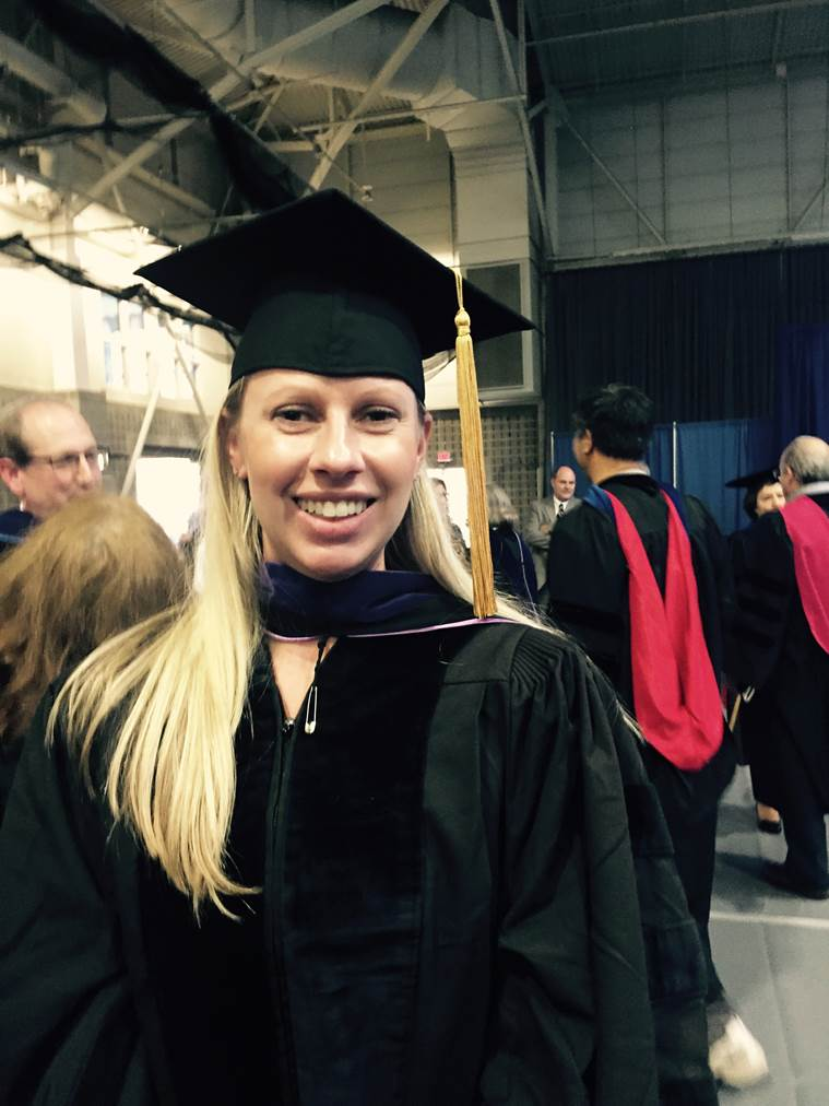 Heather recently represented the UGA Alumni Association at inauguration of Brandeis University's newest president.