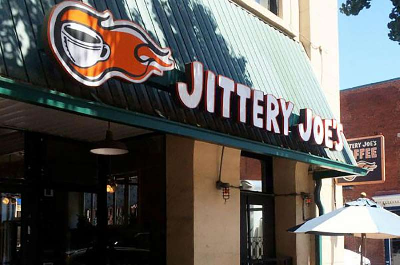 Jittery Joe's Downtown Athens location