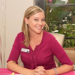 Sarah Carlson (ABJ '06)