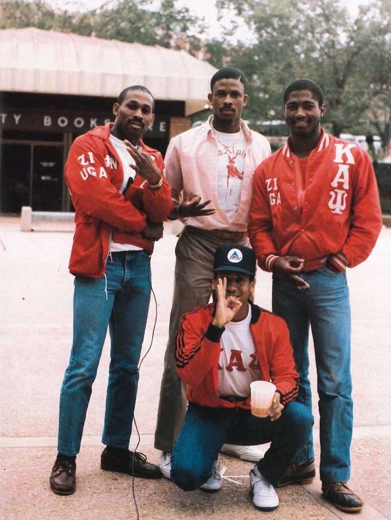 Men's fashion 1985
