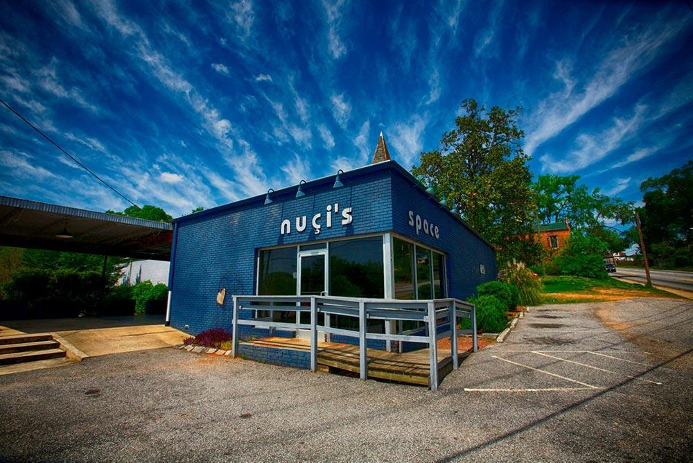Nuci's Space, an Athens, GA nonprofit