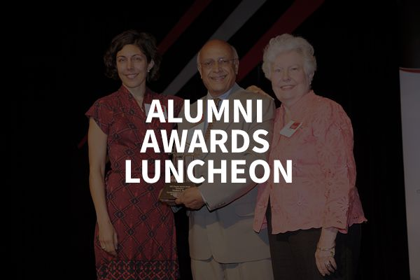 Alumni Awards Luncheon