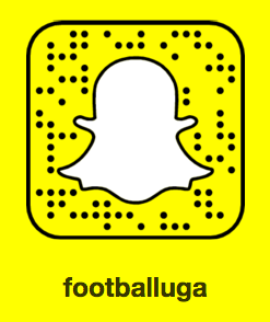 Follow footballuga on Snapchat