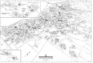 uga campus 1999