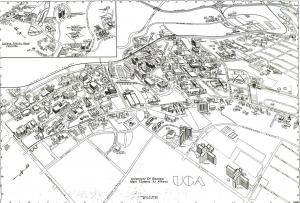 UGA map 1979