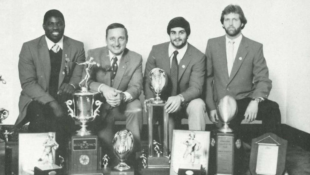 UGA national champs 1980