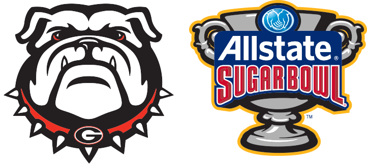 UGA at the Sugar Bowl