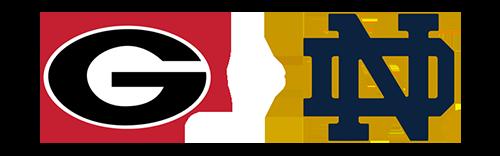 UGA vs Notre Dame