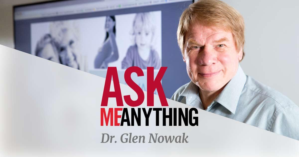 Glen Nowak UGA AMA