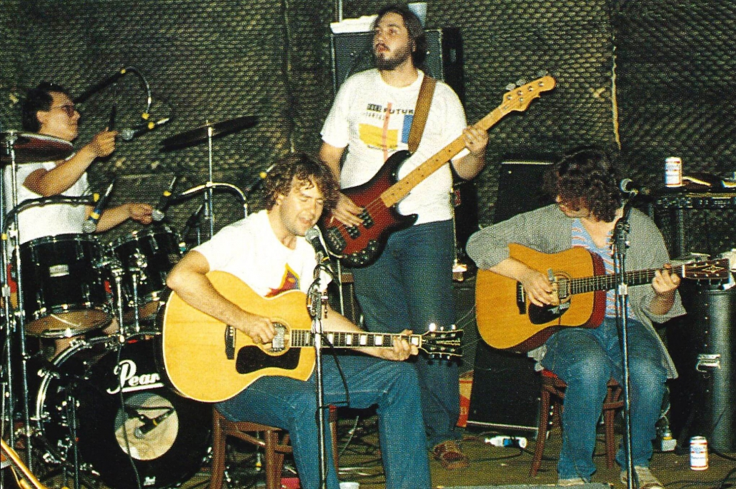 Widespread Panic performing 1989