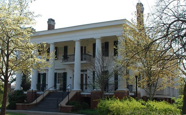 The Wray-Nicholson House